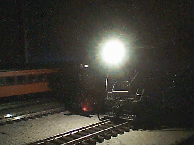 Head Lights For Model Trains