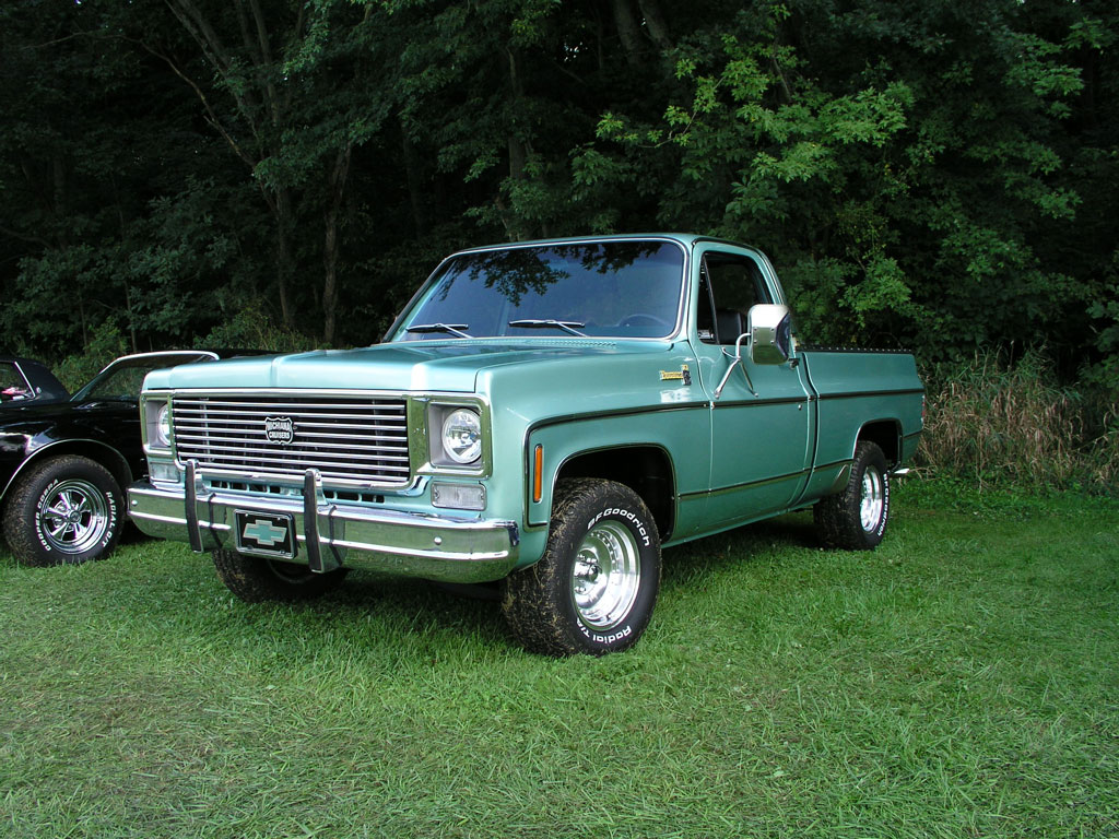 78 Chevy Trucks For - save our oceans